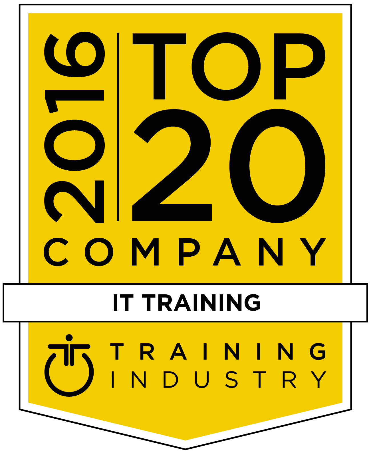 2016 Top 20 Company IT Training from Training Industry