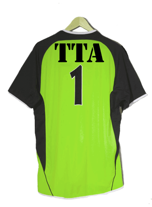 TTA Green Team Jersey