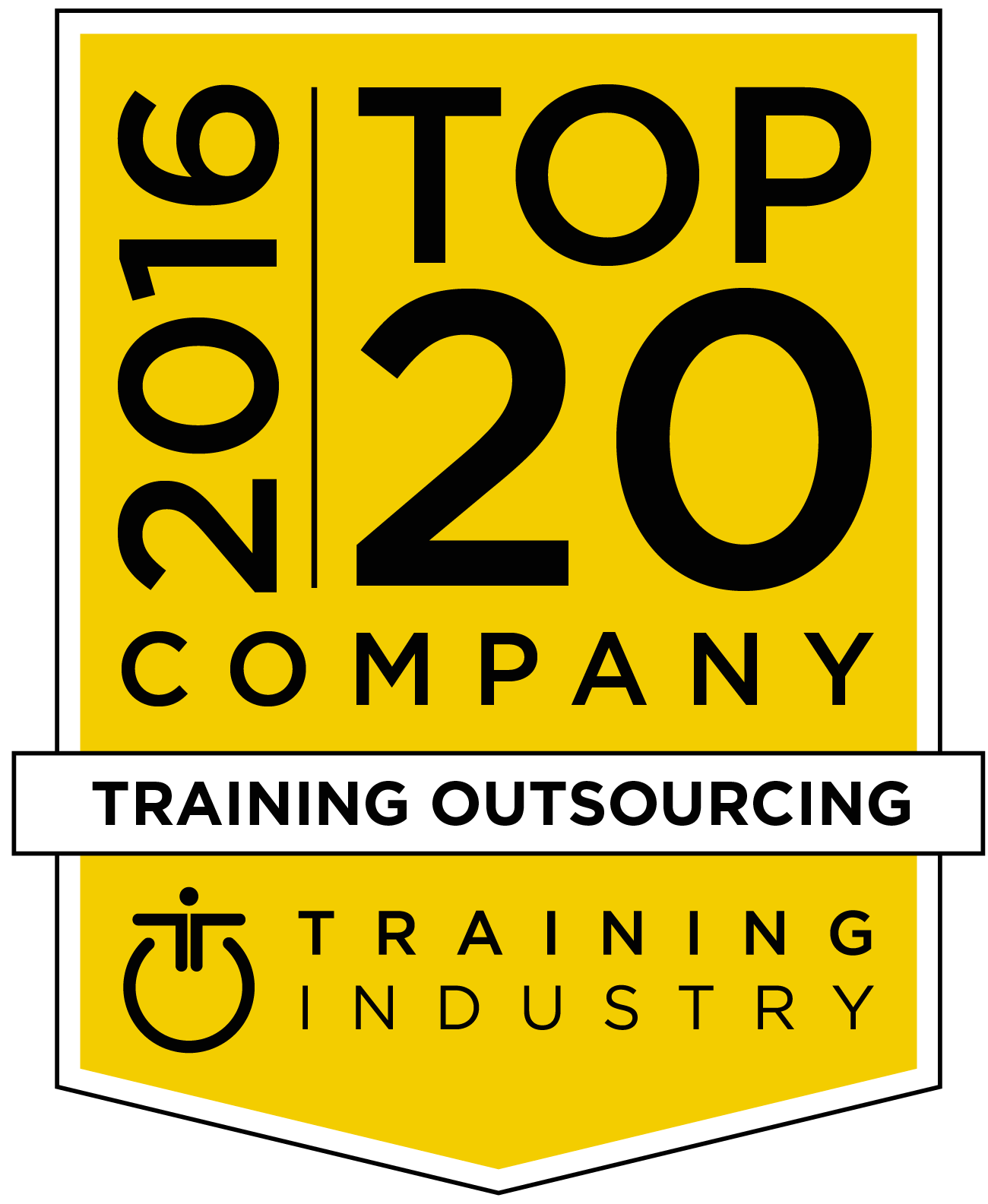 Top 20 Company Training Outsourcing from Training Industry, Inc.
