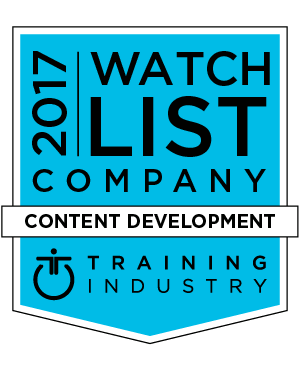 2017 Watch List Company badge