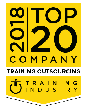 2018 Top Training Outsourcing Company