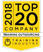 2018 Top Training Outsourcing Home Page