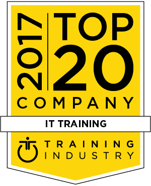 2017 Top IT Training Award TTA
