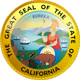 California State Seal TTA Logo