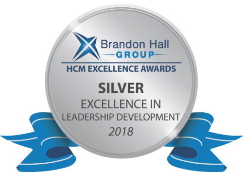 Brandon Hall 2018 Award