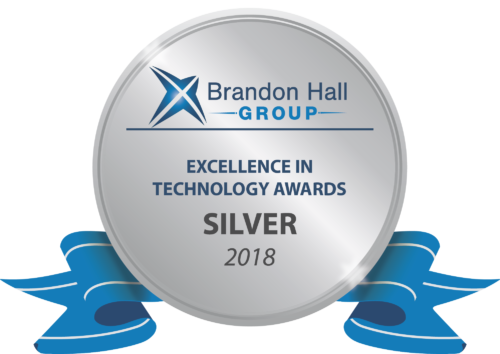 Brandon Hall 2018 Award Technology