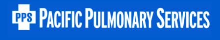 Pacific Pulmonary Services Logo
