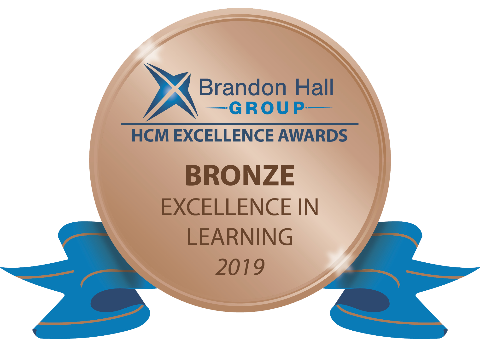 2019 Bronze Brandon Hall Award