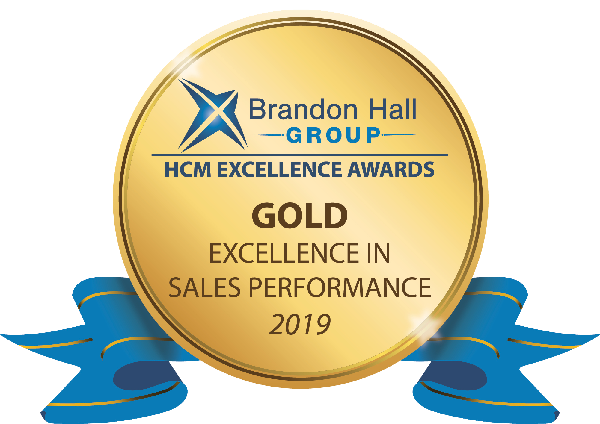 2019 Brandon Hall Gold Award