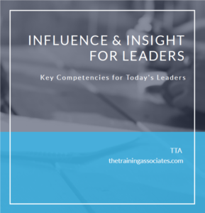 Influence and Insights for Leaders