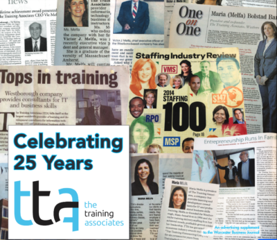 TTA Celebrating 25 Years