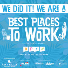 Best places to work BBJ