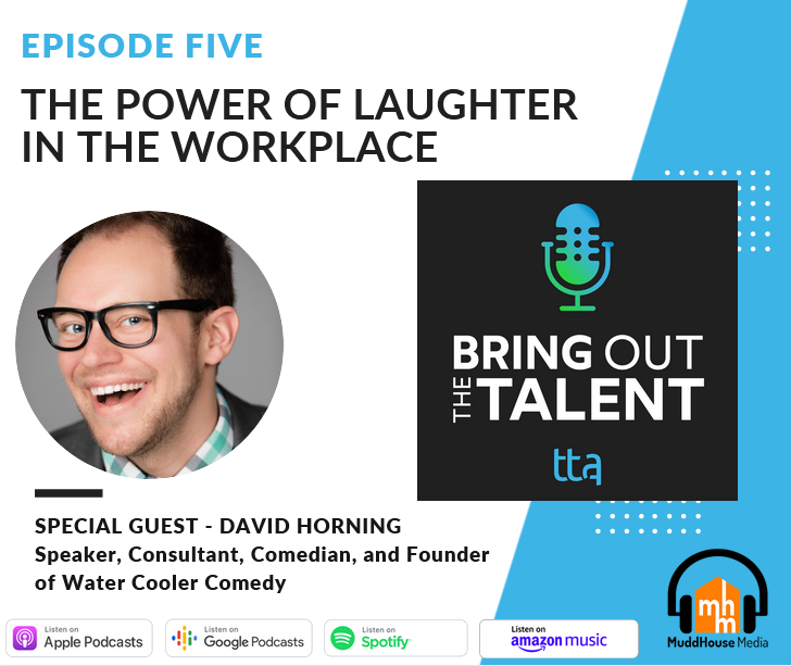 laughter in the workplace
