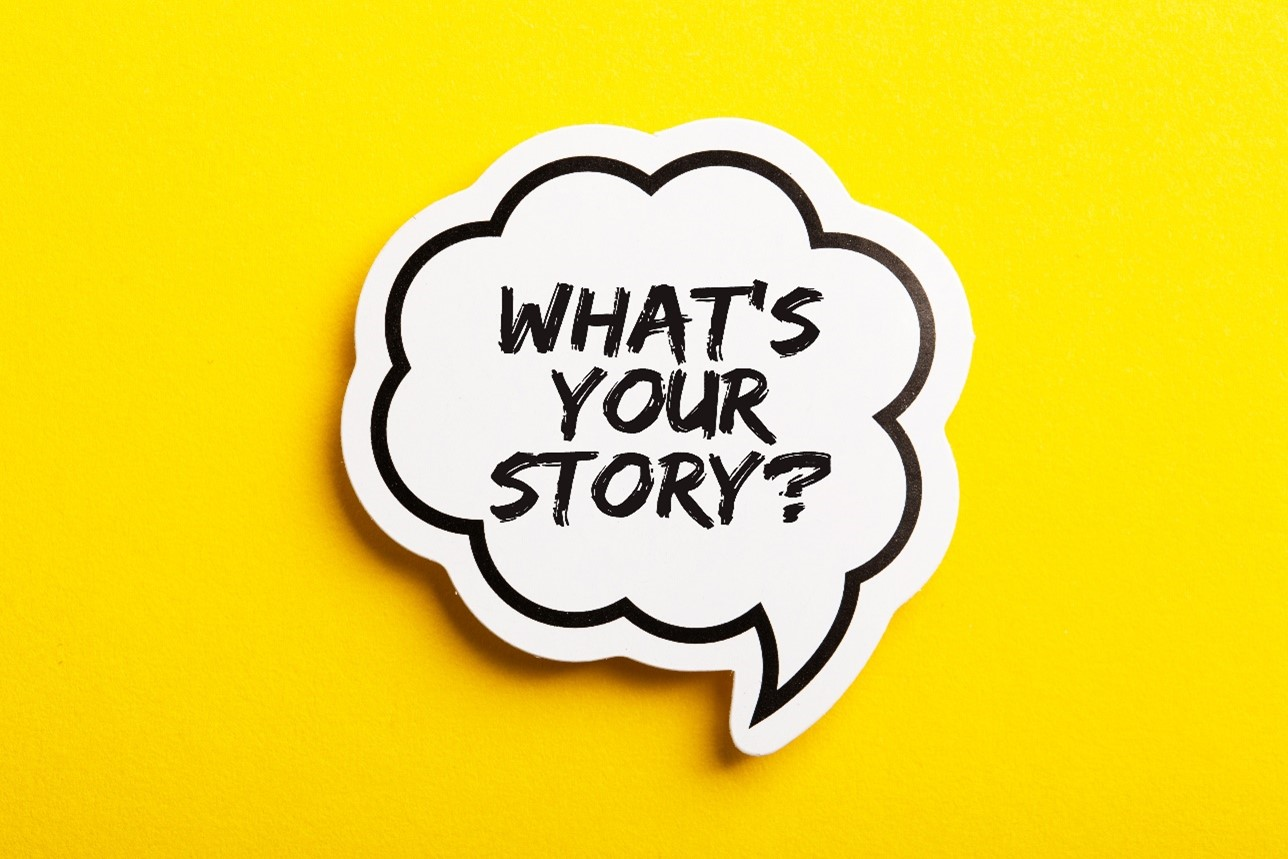 storytelling in the workplace